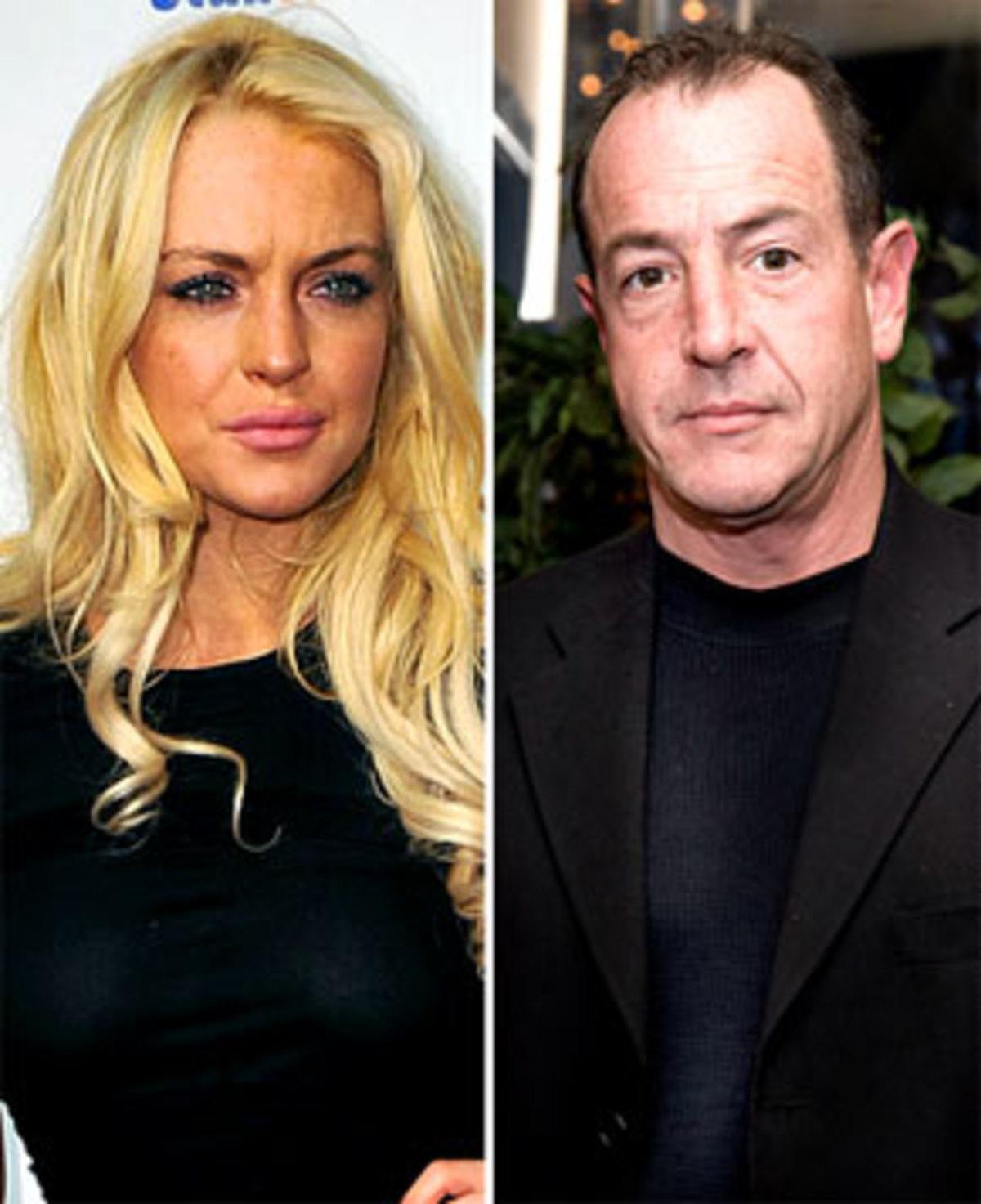 H Lohan θυμωμένη με τον πατέρα της | Newsit.gr