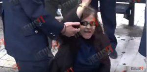 Μαθητική παρέλαση: Η Ελένη Λουκά ξαναχτύπησε! [vid]