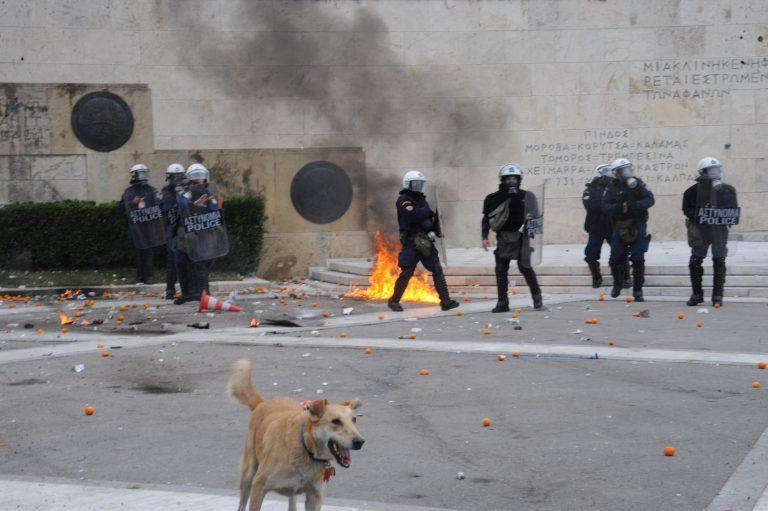 Ο μεγάλος πρωταγωνιστής στις πορείες και τα επεισόδια της Αθήνας | Newsit.gr