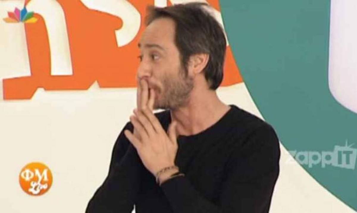 H κακιά λέξη του συνεργάτη της Μαρίας και του Φώτη στον αέρα της εκπομπής! | Newsit.gr