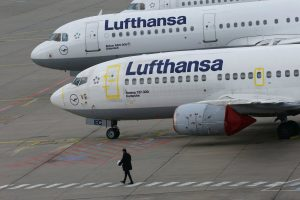 Απεργία Lufthansa: Ακυρώθηκαν 830 πτήσεις