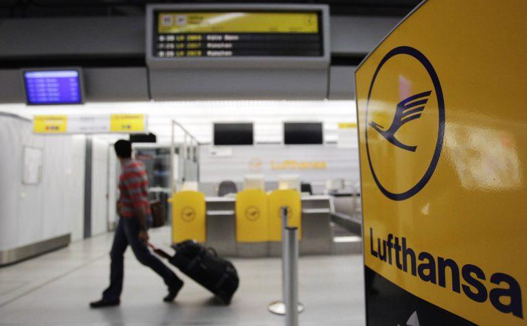 Lufthansa: 24ωρη πανεθνική απεργία την Παρασκευή | Newsit.gr