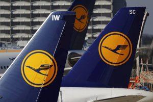 Συνεχίζονται οι απεργίες των πιλότων της Lufthansa