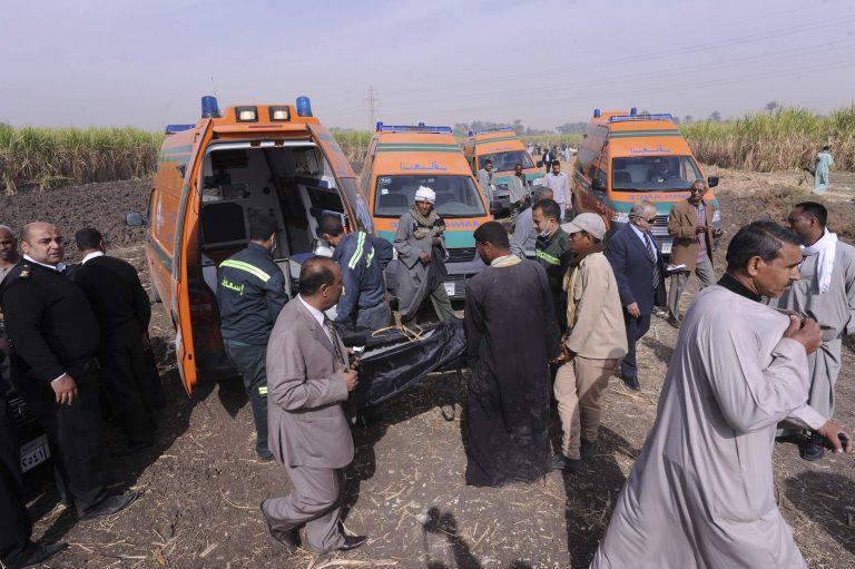 ΒΙΝΤΕΟ Ντοκουμέντο! Η στιγμή της έκρηξης του αερόστατου στην Αίγυπτο με τους 19 νεκρούς | Newsit.gr