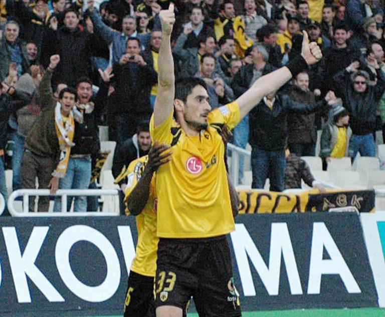 Η σημαία στον ιστό της – Επέστρεψε στην ΑΕΚ ο «Λύμπε» | Newsit.gr
