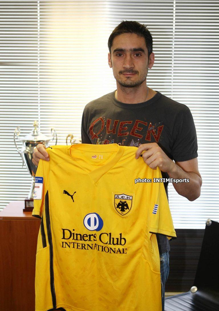Λυμπερόπουλος: Με έπεισε το πλάνο – Πάμε για πρωτάθλημα | Newsit.gr
