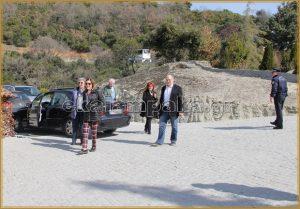 Τα Μετέωρα επισκέφθηκε ο πρώην Πρωθυπουργός της Ιταλίας Μάριο Μόντι