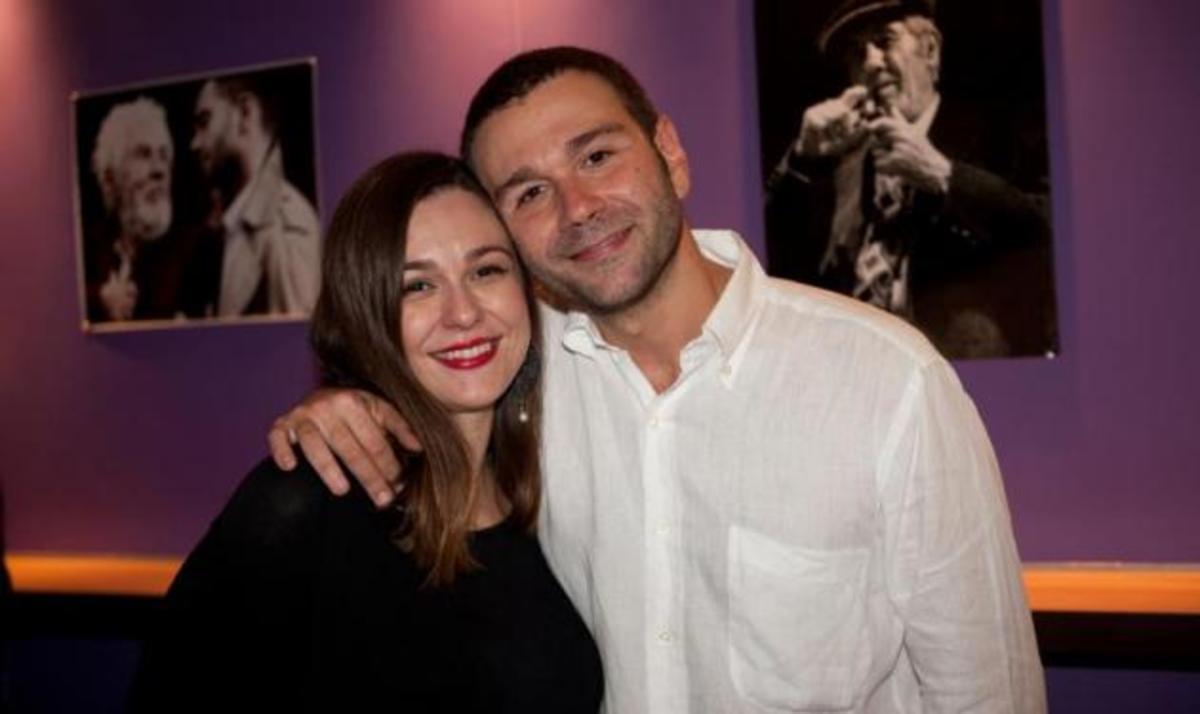 Θ. Ματίκα: Στην πρεμιέρα του συζύγου της, Τ. Ιορδανίδη! Δες ποιοι άλλοι πήγαν | Newsit.gr