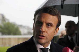 Μακρόν: «Είμαι μέτοικος στην πολιτική σκηνή της Γαλλίας»