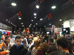 Black Friday: «Βουλιάζουν» Εκπτωτικό Χωριό και… πολυκαταστήματα!