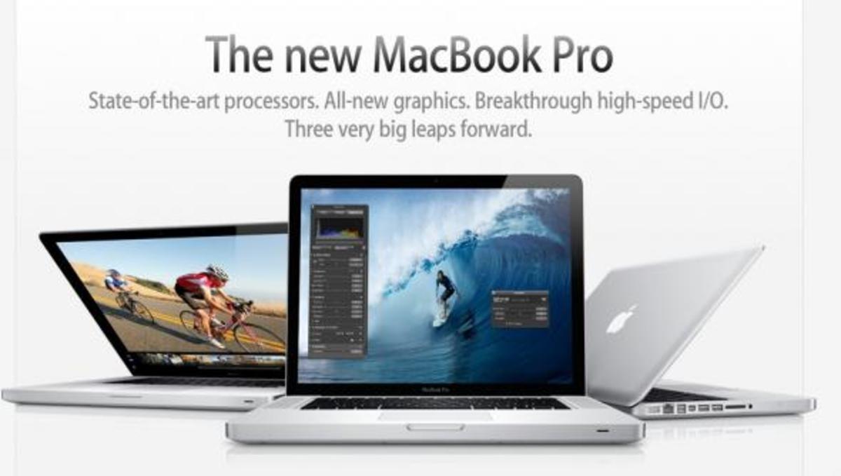 Αυτά είναι τα νέα MacBook Pro! | Newsit.gr