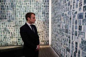 Ο πρόεδρος της Airbus «αποθεώνει» τον Μακρόν