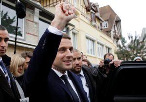 Γαλλία – Προεδρικές εκλογές – Μακρόν: «Ο λαός θέλει την ανανέωση»