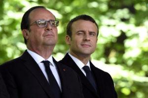 «Αστακός» το Παρίσι: Ο Μακρόν αναλαμβάνει και επίσημα την Προεδρία της Γαλλίας [pics]