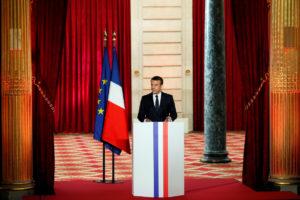 Ο Μακρόν ανέλαβε την προεδρία της Γαλλίας – Το μήνυμα ενότητας