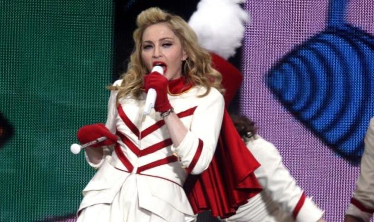 Η Madonna αποστειρώνει τα ρούχα της ύστερα από κάθε εμφάνιση, από φόβο για… κλοπή DNA! | Newsit.gr