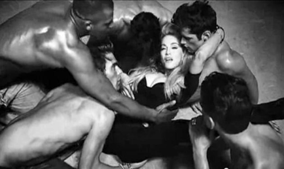Madonna is back! To σέξι βίντεο και τα αγόρια με τα ψηλοτάκουνα! | Newsit.gr