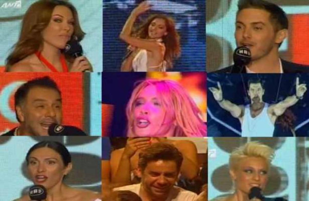 ΔΕΙΤΕ τι συνέβη στα βραβεία Mad λεπτό προς λεπτό! Όλα τα βραβεία και οι εμφανίσεις των καλλιτεχνών! | Newsit.gr