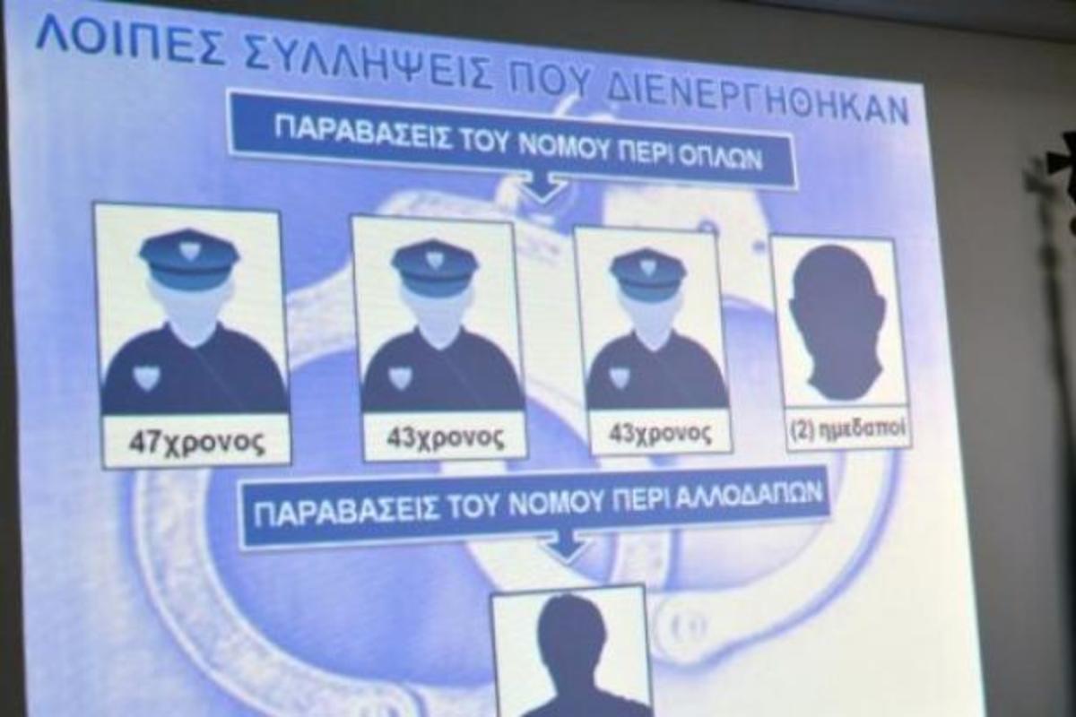 Ηράκλειο: Ξεκινούν σήμερα οι απολογίες των κατηγορούμενων για τις δύο εγκληματικές οργανώσεις | Newsit.gr