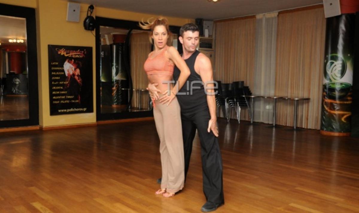 Το TLIFE στις πρόβες του Dancing! Αποκλειστικές φωτογραφίες | Newsit.gr