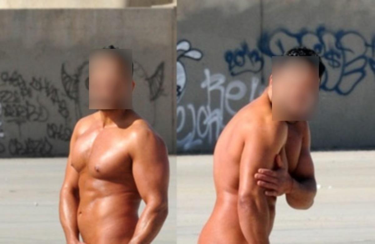 Παίκτης ριάλιτι κάνει γυμνή φωτογράφιση!   Newsit.gr