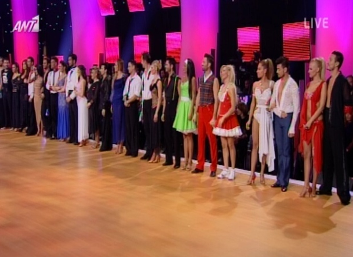 Dancing With The Stars LIVE! Δείτε όλα όσα συμβαίνουν λεπτό προς λεπτό! | Newsit.gr