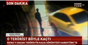 Βίντεο ντοκουμέντο: Με ταξί διέφυγε ο μακελάρης;