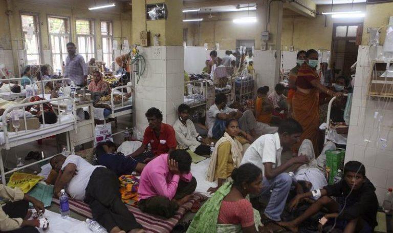 Ινδία: 200.000 άνθρωποι πεθαίνουν κάθε χρόνο από ελονοσία | Newsit.gr