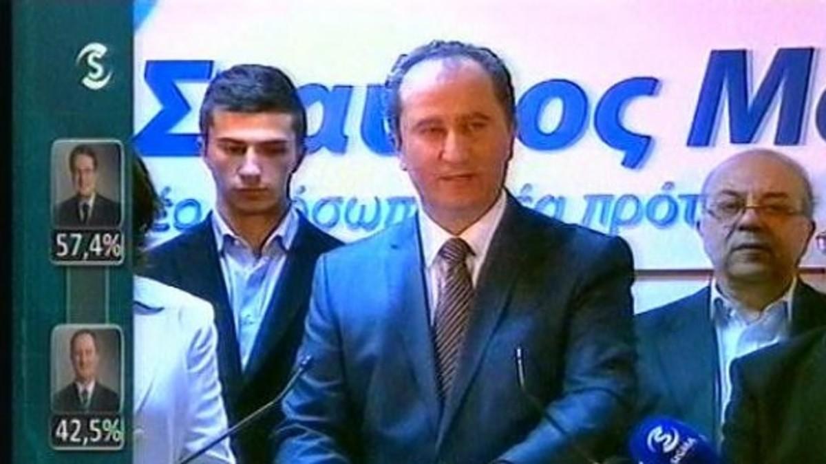 Σταύρος Μαλάς: «Συγχαρητήρια στον Νίκο Αναστασιάδη – Αυτή την ώρα προέχει το καλό της Κύπρου» | Newsit.gr