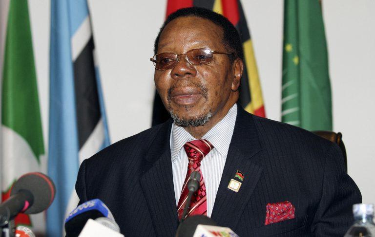 Πέθανε ο πρόεδρος του Μαλάουι   Newsit.gr