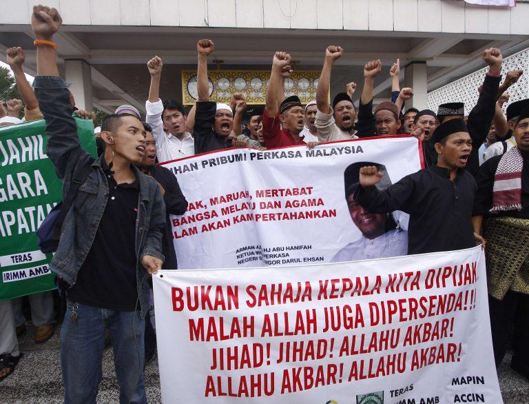 Μπαράζ βομβιστικών επιθέσεων στη Μαλαισία | Newsit.gr