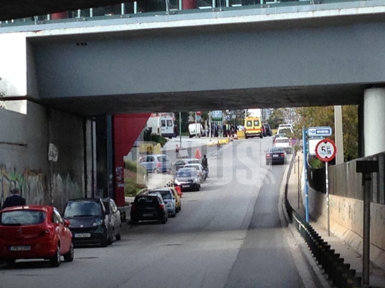 Δυο ελαφρά τραυματίες και πολλές ζημιές απο την έκρηξη στο Mall Αμαρουσίου | Newsit.gr