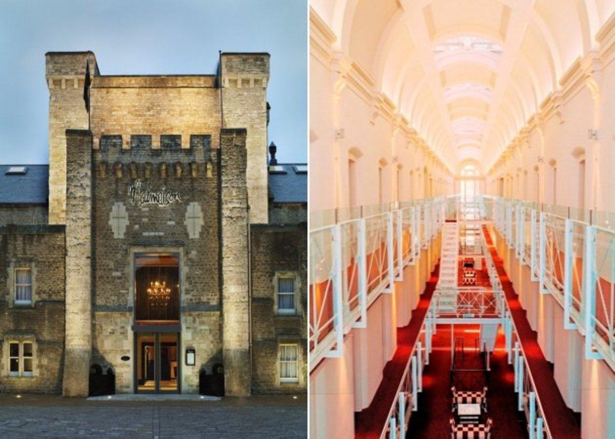 Τα 10 πιο περίεργα ξενοδοχεία του κόσμου! Δες τις εντυπωσιακές φωτογραφίες!   Newsit.gr