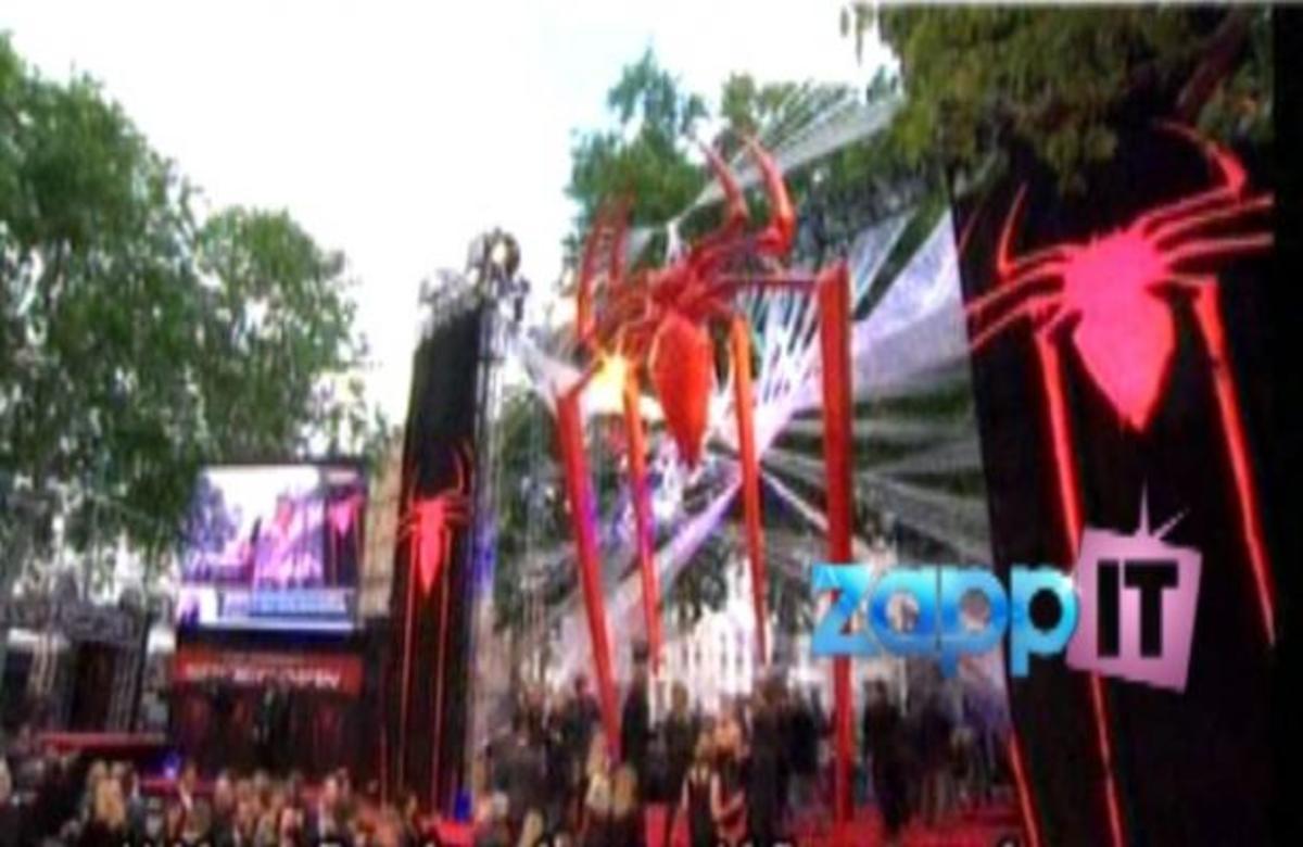 ΔΕΙΤΕ την πρεμιέρα του «Amazing Spiderman» στην Αγγλία! | Newsit.gr
