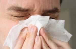 Μια ώρα παραμένει η γρίπη στο δωμάτιο μετά το φτέρνισμα