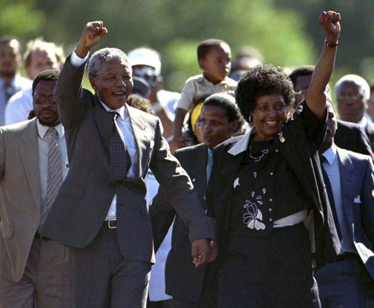 20 χρόνια από την απελευθέρωση του Ν. Μαντέλα | Newsit.gr