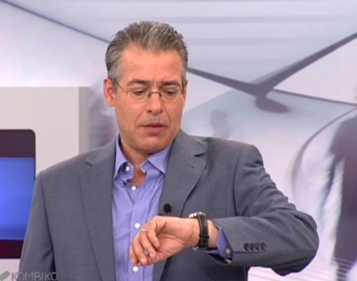Ο Νίκος Μάνεσης ανανέωσε με τον Alpha | Newsit.gr