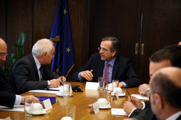 Μανιτάκης: Διαπραγμάτευση με την τρόικα αν ζητήσει απολύσεις το 2013   Newsit.gr