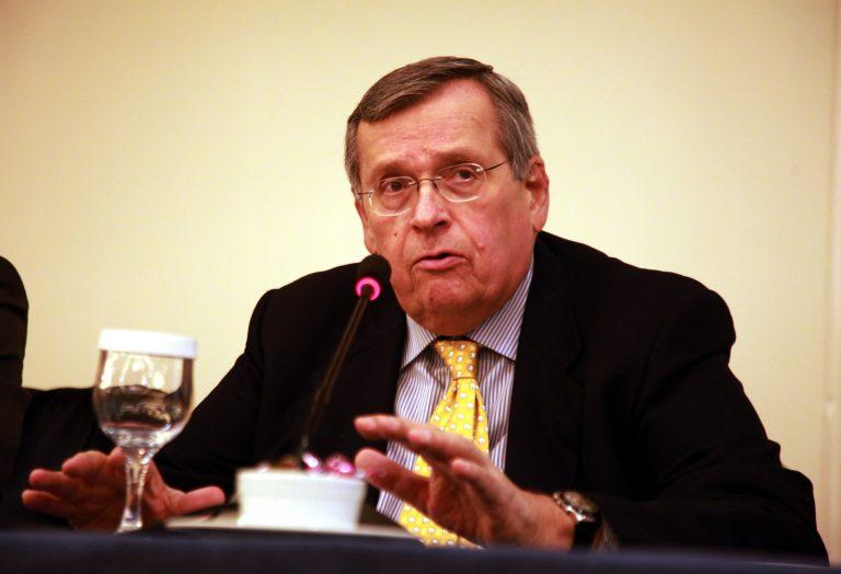 Σ. Μάνος: «Μπούρδες τα περί συνεργασίας με το ΠΑΣΟΚ» | Newsit.gr