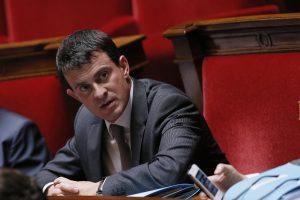 Αφήνει τη Γαλλία, πάει Ισπανία για δήμαρχος ο Μανουέλ Βαλς