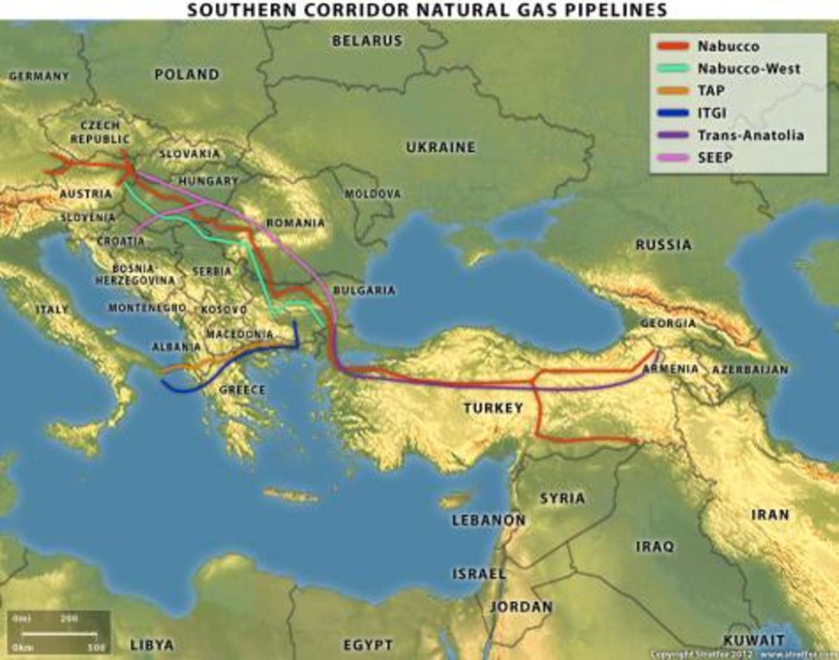 Ο πόλεμος των αγωγών και τα σχέδια των ΗΠΑ για Ελλάδα και Τουρκία – Ανάλυση των σεναρίων | Newsit.gr
