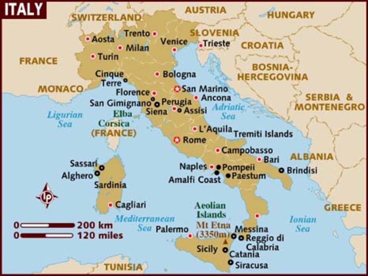 Σεισμός 4,8 Ρίχτερ έξω απο τη Ρώμη | Newsit.gr