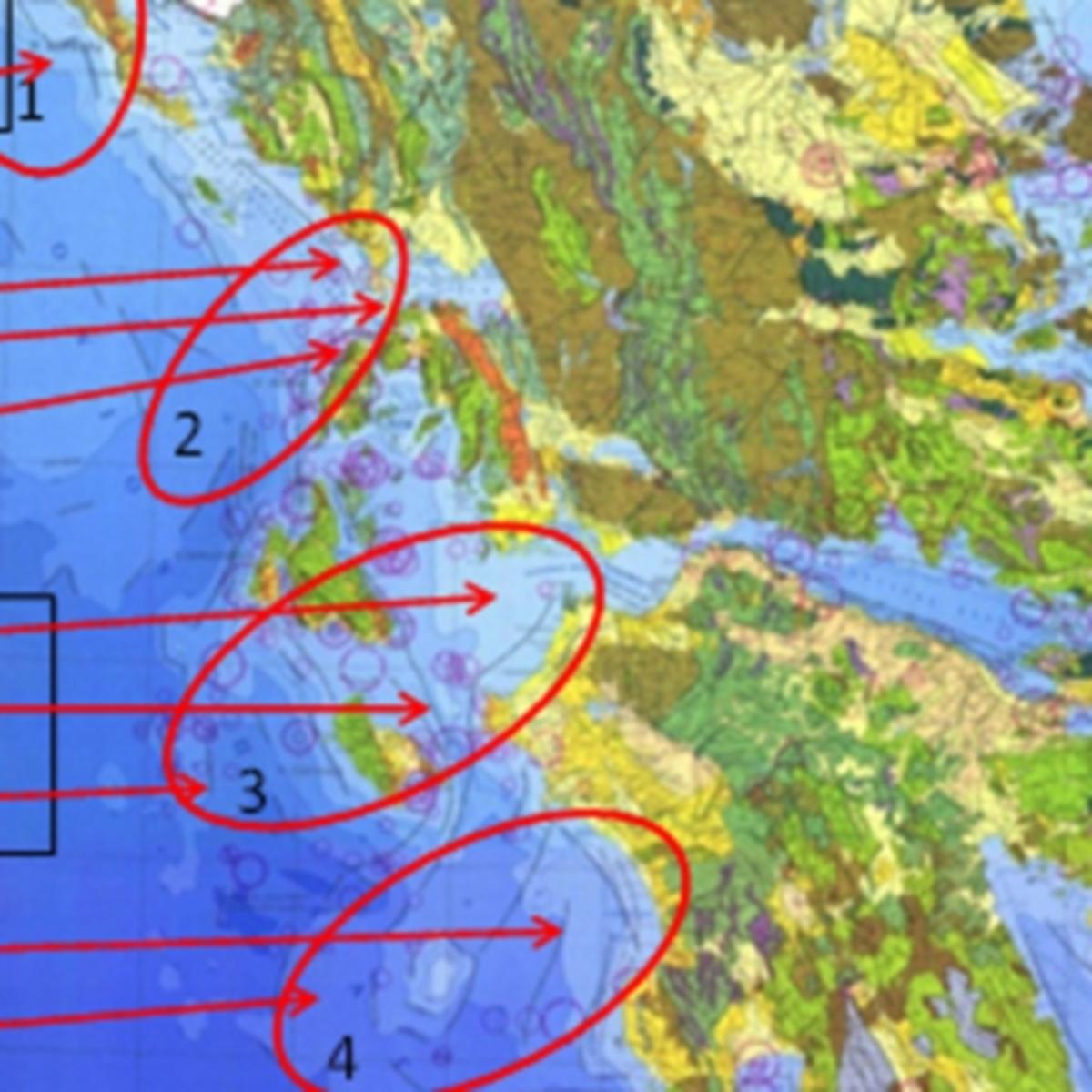 Ανακοίνωσε έρευνες για αέριο και πετρέλαιο ο Παπανδρέου – Δείτε τους χάρτες   Newsit.gr