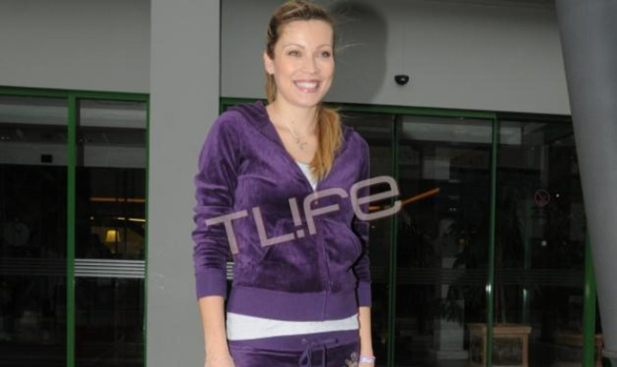 Μ. Χρουσαλά: Οι πρώτες φωτογραφίες μετά τη γέννηση της κόρης της! Γιατί ακυρώθηκε η έξοδoς από το μαιευτήριο; | Newsit.gr