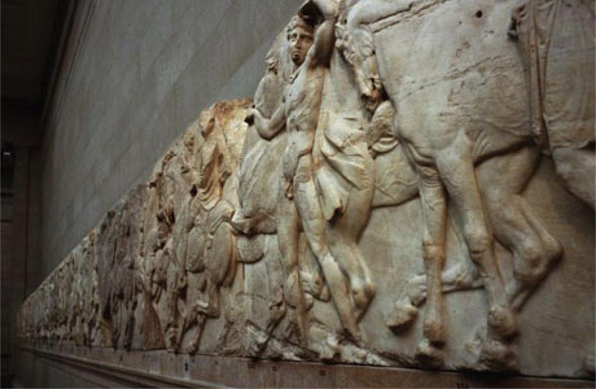 Διευθυντής Βρετανικού Μουσείου για Γλυπτά Παρθενώνα: «Να σας τα δανείσουμε ναι. Να σας τα επιστρέψουμε όχι» | Newsit.gr