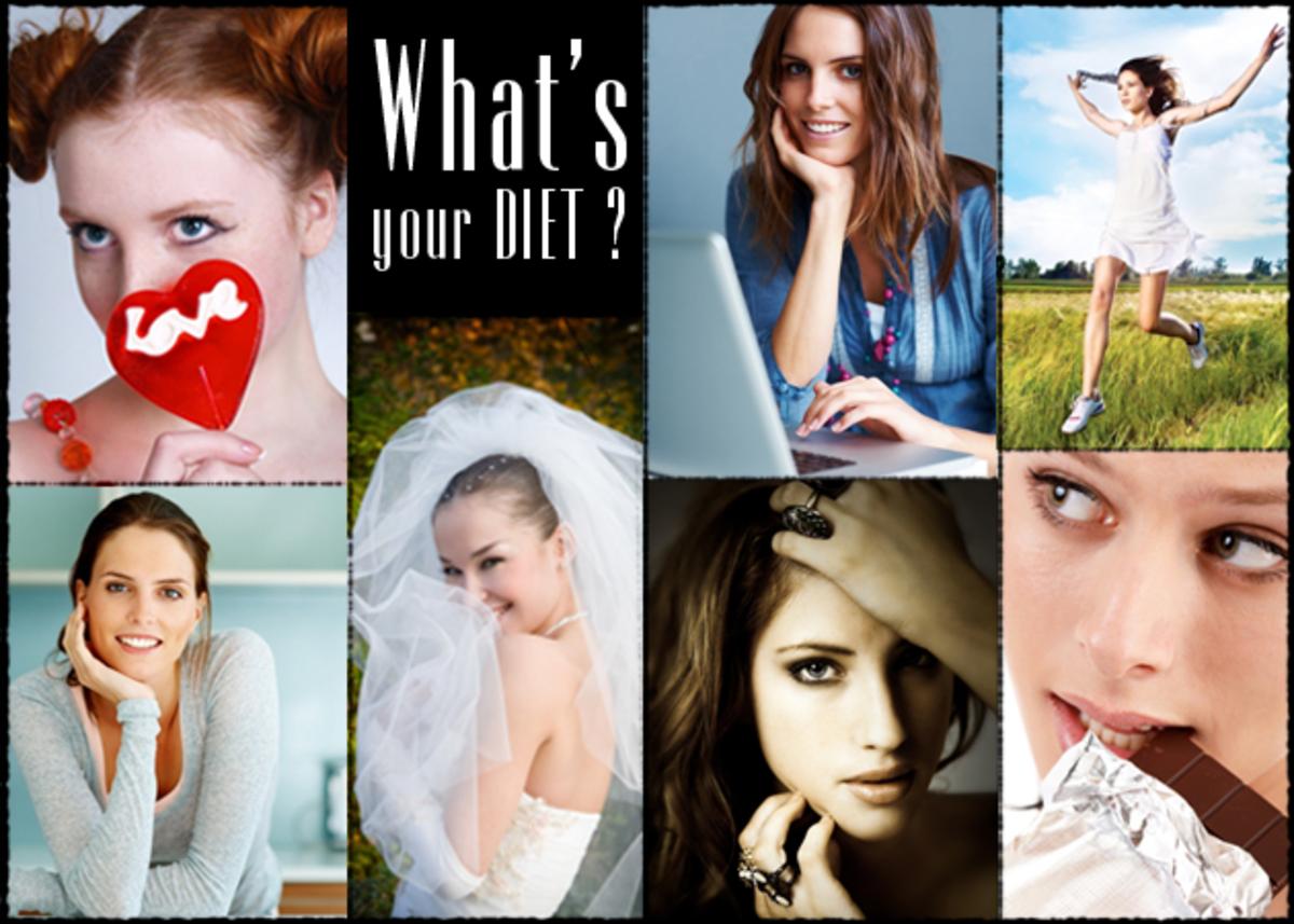 Ημέρα της γυναίκας: 8 τύποι γυναικών και η δίαιτα που ταιριάζει στην καθεμία. Βρες τη δική σου…   Newsit.gr