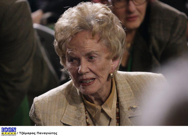 Στην αντεπίθεση η Μαργαρίτα Παπανδρέου για όσους την ενέπλεξαν στη λίστα Λαγκάρντ | Newsit.gr