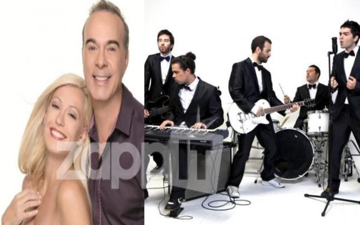 Ο Φώτης και η Μαρία ετοιμάζουν δικό τους τραγούδι!   Newsit.gr