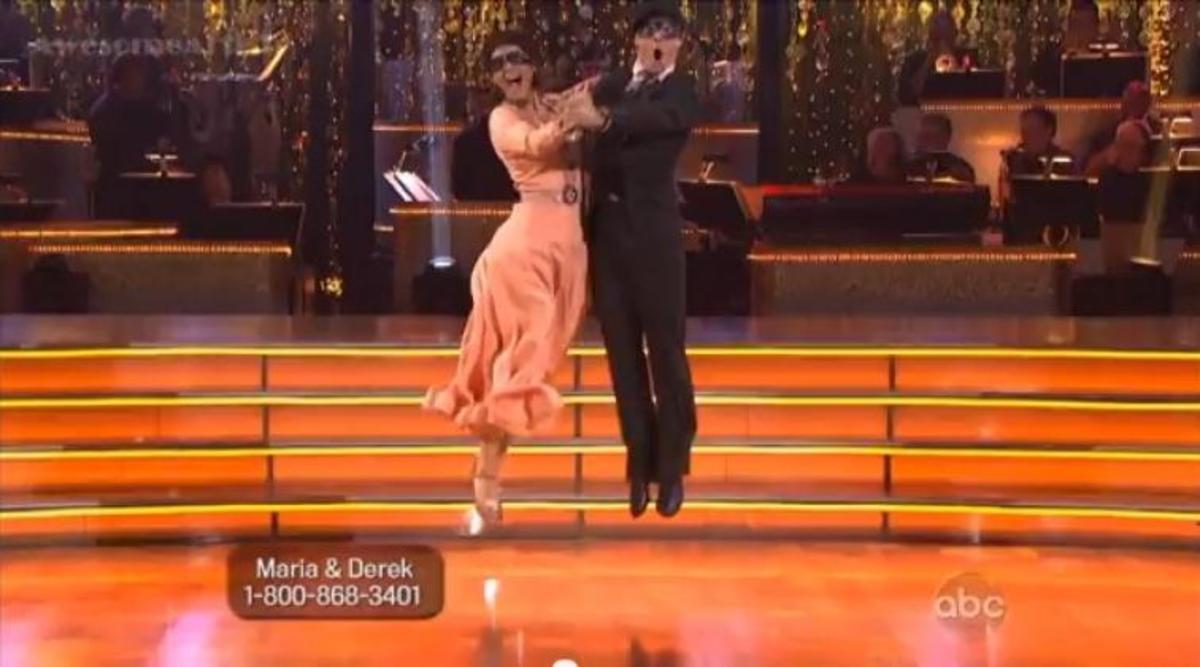 Δείτε τη δεύτερη εμφάνιση της Μαρίας Μενούνος στο «Dancing with the Stars»! Κατέληξε πάνω στην επιτροπή! | Newsit.gr