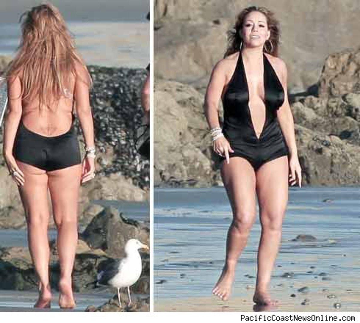 Η «άτυχη¨ στιγμή της Mariah Carey! | Newsit.gr